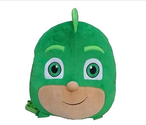 PJ Mask - Mochila infantil Verde verde