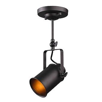 LALUZ Mini Adjustable Track Lighting Ceiling Light Spotlight Track Lights  sc 1 st  Amazon.com & LALUZ Mini Adjustable Track Lighting Ceiling Light Spotlight Track ... azcodes.com