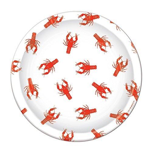 Crawfish Plates (24-Count)