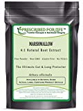 Marshmallow - 4:1 Natural Root Extract Powder (Althaea officinalis), 2.5 lb