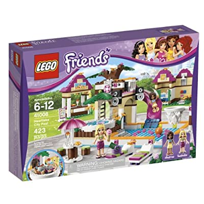 LEGO® Friends, Heartlake City Pool - Item #41008