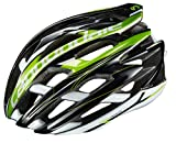 Cannondale Cypher Helmet – black/green, l/xl For Sale
