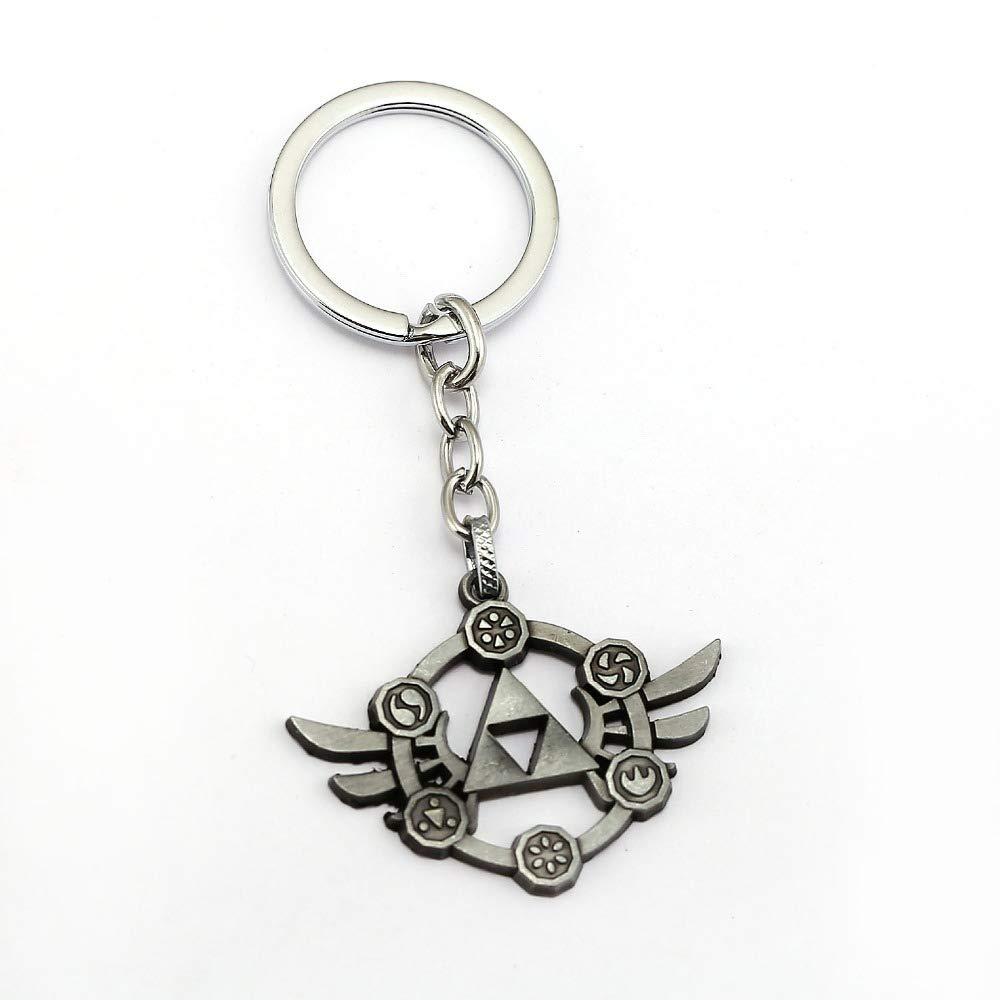 Value-Smart-Toys - The Legend of Zelda Key Chain Triforce ...