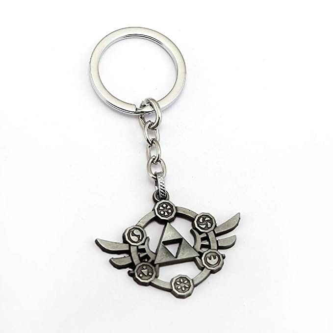 Value-Smart-Toys - The Legend of Zelda Key Chain Triforce ...
