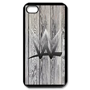 iPhone 4,4S Custom Cell PhoneCase WWE Case Cover WWFF34086