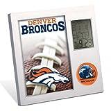 Denver Broncos Digital Desk Clock