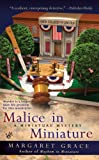 Malice in Miniature: A Miniature Mystery (Berkley Prime Crime Mysteries)