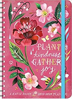 2020-2021 PINK RIBBON Breast Cancer Two Year Pocket Calendar Datebook Strength