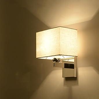 Murale Cygne Col De Avec À Moderne Applique Interrupteur Lampe LzUpqMVGS