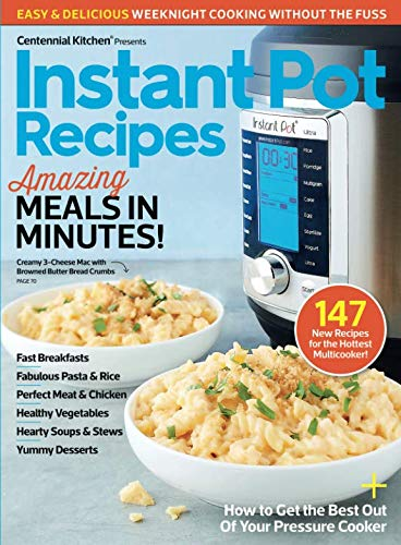 Instant Pot Recipes: Amazing Meals in Minutes!