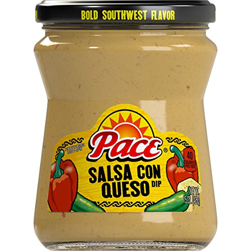 cheese queso dip - 4