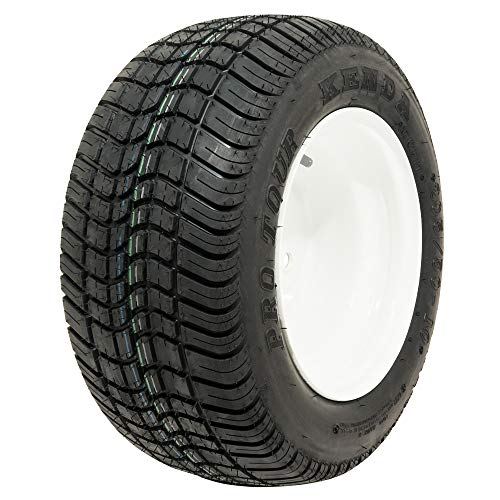 205/50-10 Kenda Pro Tour DOT Golf Cart Tire (Best Golf Cart Tires)