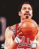 Artis Gilmore Signed 8x10 Photograph Bulls - Certified Genuine Autograph By PSA/DNA - Autographed Photo