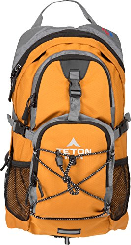 TETON Sports Oasis 1100 Hydration Backpack Orange