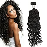 7a Brazilian Natural Wave Virgin Hair Bundles Brazilian Water Wave Hair Weft Human Hair Extensions (20) For Sale