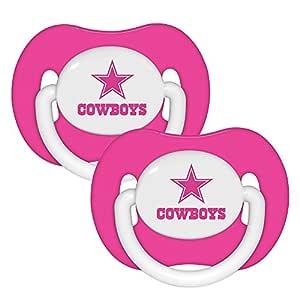 Dallas Cowboys Paci Clip