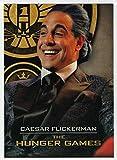 Caesar Flickerman (Trading Card) The Hunger Games - 2012 NECA # 8 - Mint