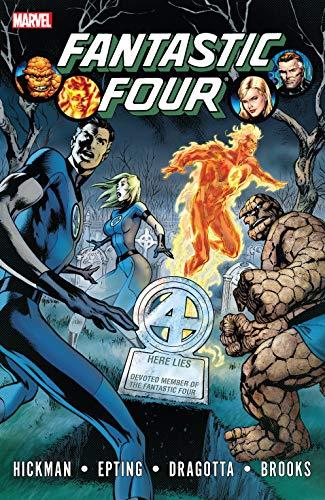 Fantastic Four By Jonathan Hickman Vol. 4 (Fantastic Four ()