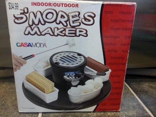 Casa Moda ''S'mores'' Maker by Lifetime Brands