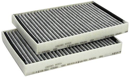 (Bosch C3821WS / F00E369748 Carbon Activated Workshop Cabin Air Filter For 2000-2003 BMW M5, 2001-2003 BMW 525i, 1997-2000 BMW 528i, 2001-2003 BMW 530i, 1997-2003 BMW 540i)