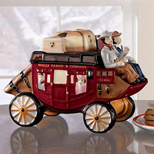 wells-fargo-stagecoach-cookie-jar