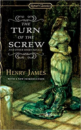 Image result for turn of the screw book cover