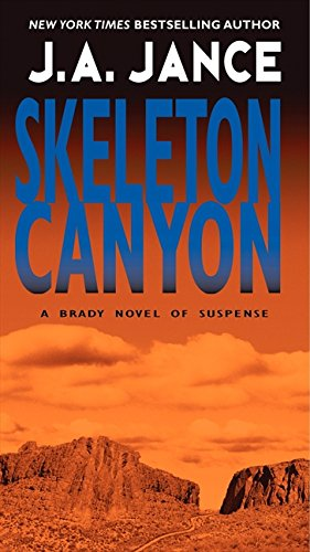 Skeleton Canyon  Joanna Brady Mysteries