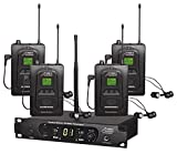 Audio2000'S In-Ear Audio Monitor System AWM6306U