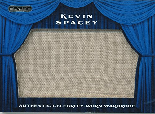 Kevin Spacey Wardrobe Card SW-39