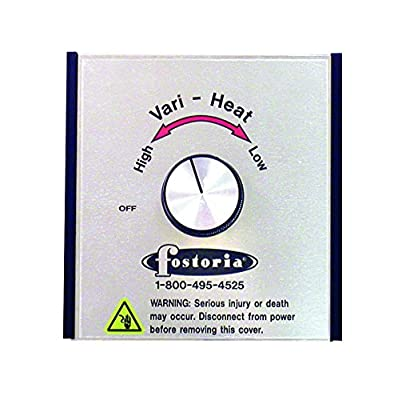 """TPI VHC15 Variable Heat Controller, 3"""" D x 5"""" W x 5"""" H"""