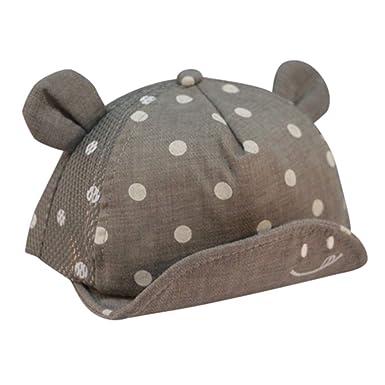 TWIFER Sombrero de Gorra de Beisbol para niñas Sombreros de Sol ...