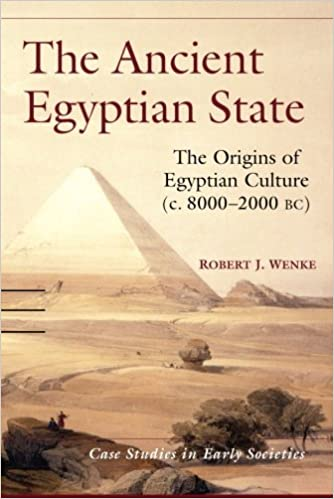 The Ancient Egyptian State: The Origins of Egyptian Culture (c. 8000-2000 BC) (Case Studies in Early Societies)
