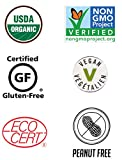 GoGo Quinoa Grains White Organic, 25 lbs
