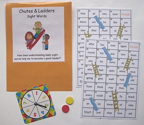 word ladder activity center - 5