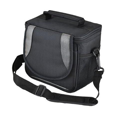 BW&H AA6 - Funda para cámaras Samsung WB100 y WB2100, color negro ...