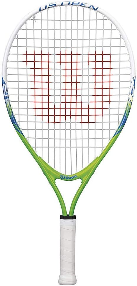 Amazon.com : Wilson US Open 23 Junior Tennis Racquet (without cover) :  Sports & Outdoors