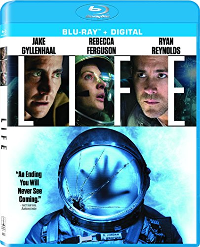 Blu-ray : Life (Ultraviolet Digital Copy, Dolby, AC-3, Widescreen, Dubbed)