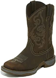 "product image for Tony Lama Men's Junction Waterproof 11"" Height (RR3353)"