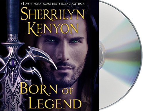 Born of Legend: The League Nemesis Rising by Macmillan Audio