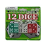 72 Vegas style dice