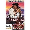 Montana Sky: A Family for Christmas (Kindle Worlds Novella)