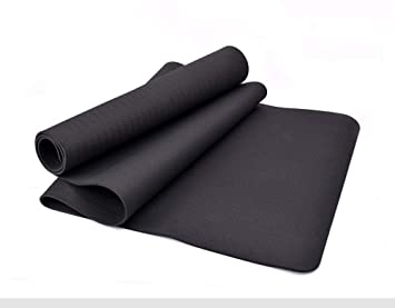 YanLong Colchoneta de Yoga con Materiales ecológicos. Caucho ...
