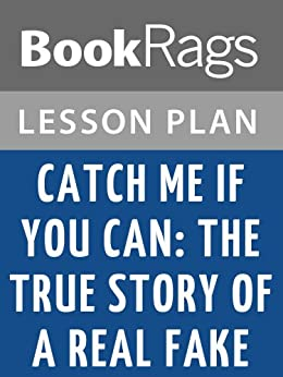 Catch me if you can book essay