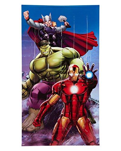 Marvel Avengers Door Cover, Party Supplies -