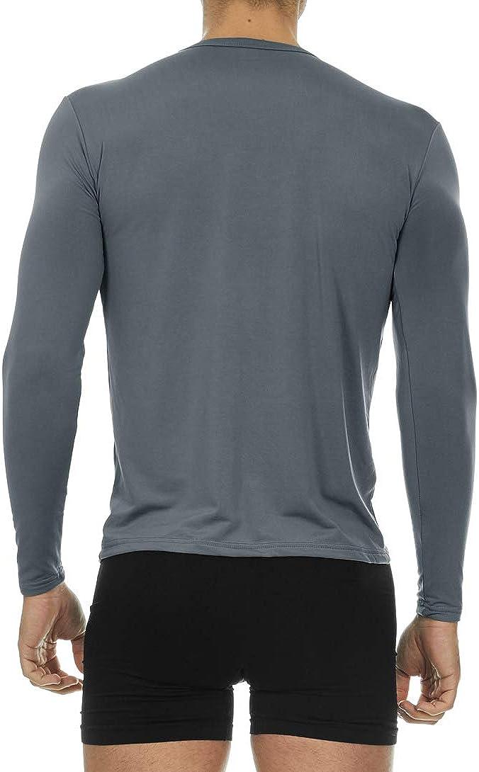 Craft Mens Warm Comfort Regular Fit Base Layer Soft Jersey Long Sleeve Top