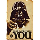 "Trends International Star Wars Empire Collector's Edition 24"" x 36"""