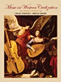 Workbook for Wright/Simms' Music in Western Civilization, Media Update 1st Edition