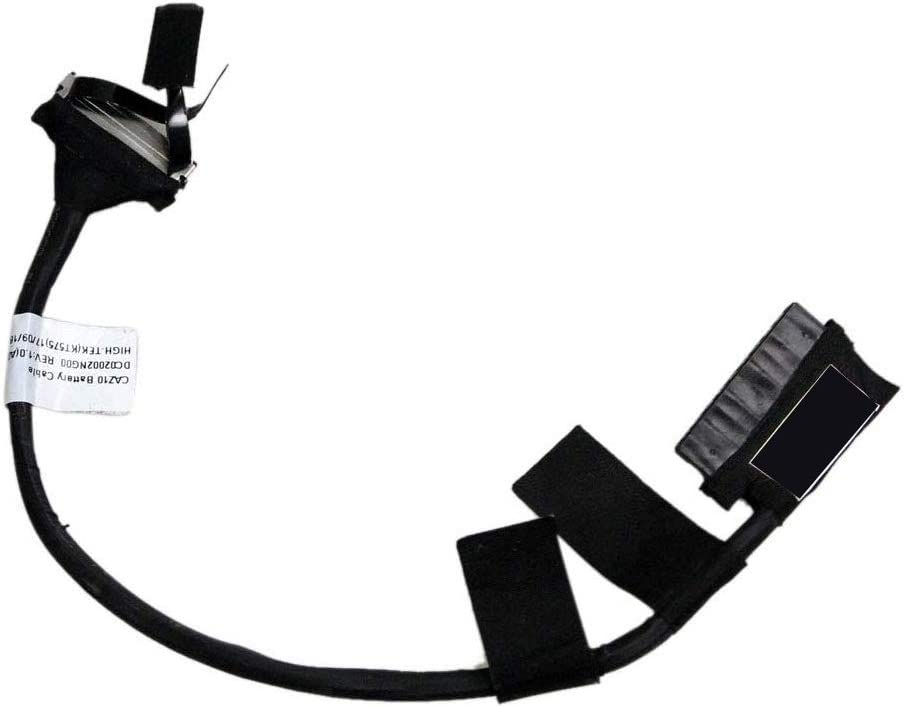 GreenTech DC02002NF00 Battery Cable for Dell Latitude 7280, Latitude 7380 - GreenTech CAZ10 4W0J9 04W0J9 (DJ1J0 / F3YGT) Cable
