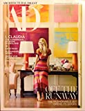 Architectural Digest September 2017 I, Claudia The Supermodel at Home in England