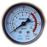 KEHUITONG Bar Manómetro de Aire de 9mm /
